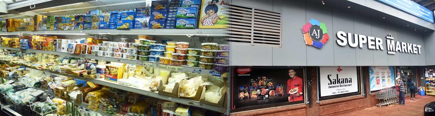AJ food store