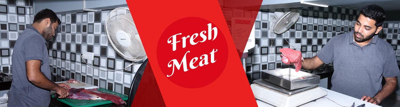buy meat in Goa